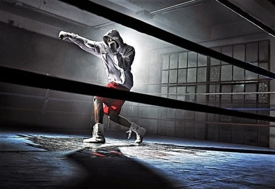 Тяжёлая атлетика и бокс