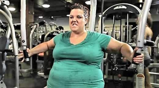 силовые тренировки женщины
