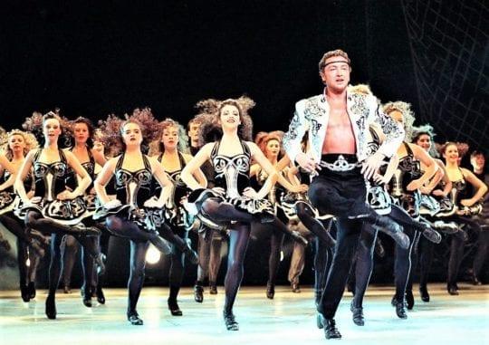 танцор Майкл Флетли