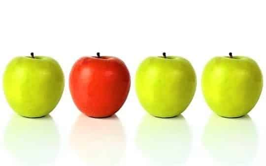 3-4 яблок