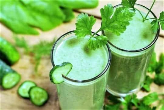напиток из сельдерея
