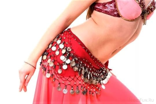 танец живота Восьмерка