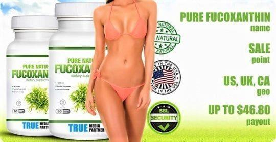 Фукоксантин для похудения: можно ли купить в аптеках, отзывы а БАДе
