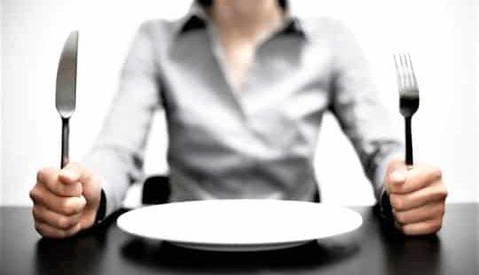 Голодная диета: белковые, голодные овощные дни и выход из диеты