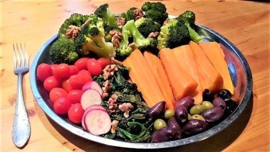 Низкокалорийная диета для похудения: меню на неделю и минус 5 кг