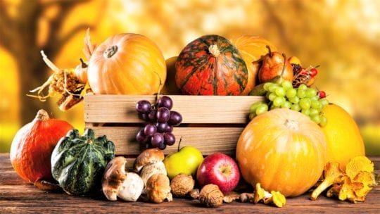 Осенняя диета: минус 5кг за 2 недели и меню из дешевых продуктов