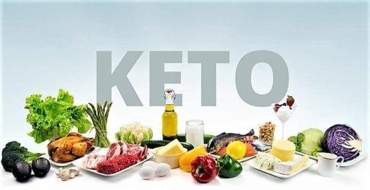 Кетогенная диета меню на неделю