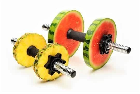 фитнес еда