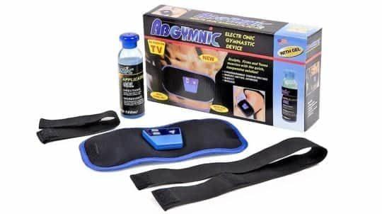 Ab gymnic: где купить миостимулятор и какие есть противопоказания