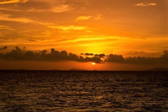 закат солнца dan sak