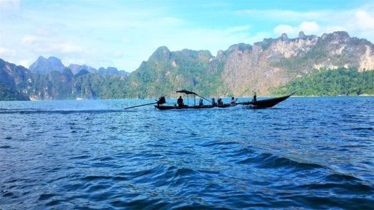 Чео Лан озеро