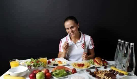 Спортивная диета для сжигания жира для женщин. Особенности меню