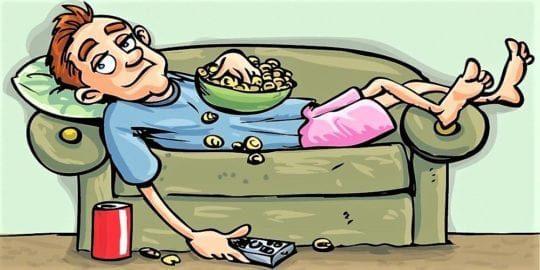 Диета для ленивых: как это работает и три «золотых» принципа в меню