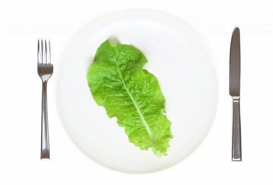 радикальная диета на капусте