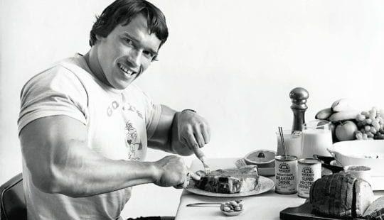 Спортивная диета: для мужчин и девушек. Сушим подкожный жирок