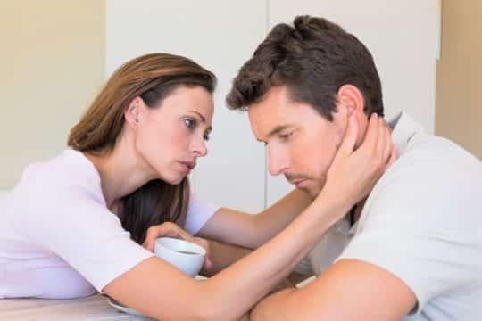 как помочь мужу