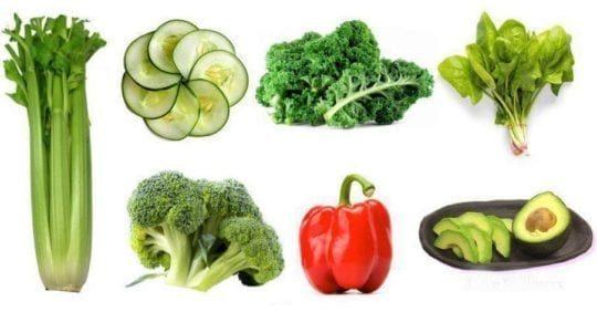 Щелочная диета для похудения: с чего начать и список продуктов