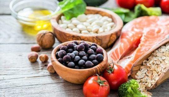 Полное меню правильного питания на неделю для снижения веса