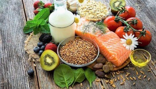 Рецепты правильного питания: основа основ и меню на каждый день
