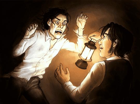 страшная сказка на ночь