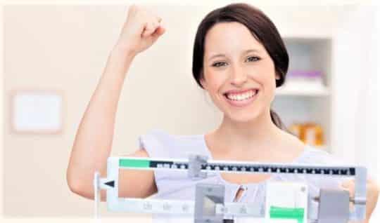 сбросить вес не голодая