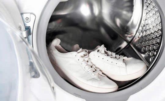 Можно ли стирать кроссовки в машинке?