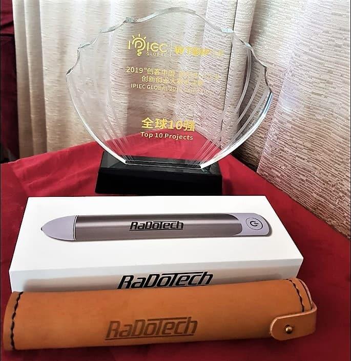radotech прибор для домашнего диагностирования всех систем и органов