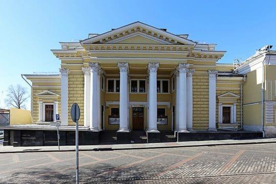 московская синагога