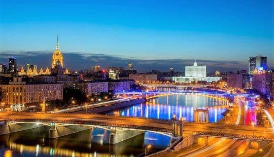 Интереснейшие экскурсии по Москве. Прикосновение к прошлому